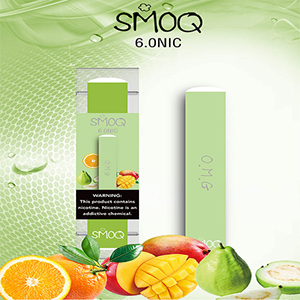 SMOQ DISPOSABLE OMG-AMERICAN-DISTRIBUTORS-LLC